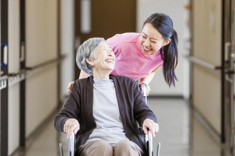 安城市で訪問介護のお仕事です♪パート・アルバイト◇an-KH-PA-san1751 イメージ